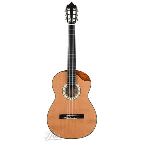 Menno Bos Menno Bos Model Zenith Classical Guitar