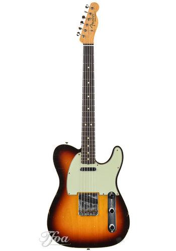 Fender Custom Fender 63 Telecaster Custom journeyman Relic Masterbuilt Paul Waller
