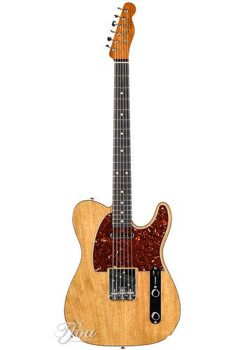 Fender Custom Fender Custom Shop Telecaster Limited Edition Korina NOS Masterbuilt Greg Fessler 2012