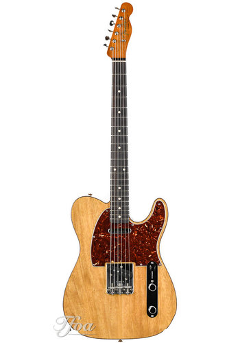Fender Custom Fender Masterbuilt Greg Fessler Korina custom Telecaster Limited Edition Korina NOS 2012