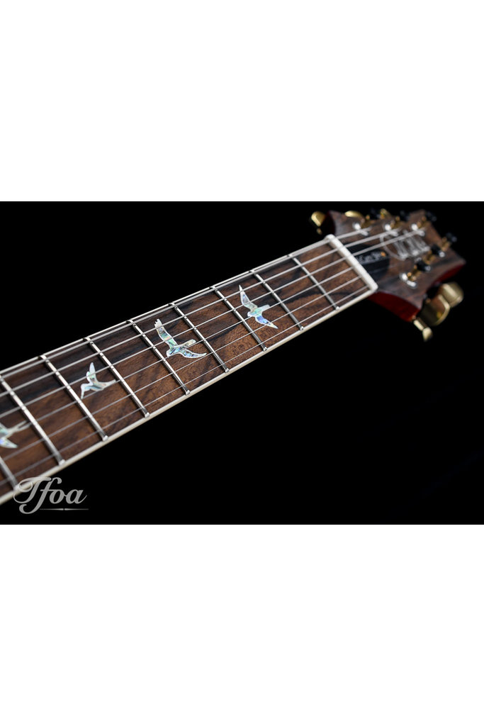 PRS Wood Library McCarty 594 McCarty Sunburst 10 Top