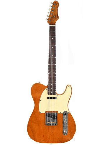 Haar Haar Trad T Trans Orange Double Bound Rosewood Fingerboard
