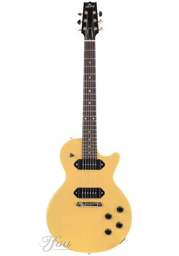 Heritage Heritage H137 TV Yellow Single Cut