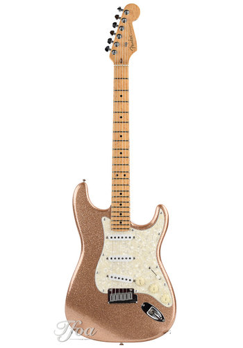 Fender Custom Fender Stratocaster Champagne Sparkle Custom Shop 1994