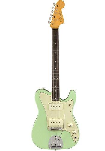 Fender Fender Limited Edition Jazz Tele RW Surf Green