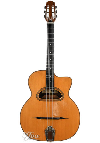 Hans de Louter Hans de Louter D-Hole Maccaferri Resonator Gypsy Guitar 1992
