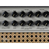 Mesa Boogie Rosette Limited Edition - Bronco - Wicker Grille