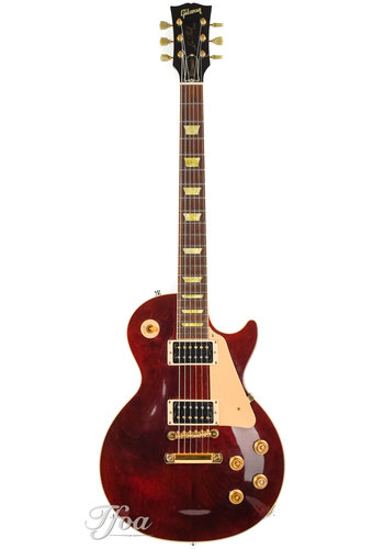 Gibson Gibson Les Paul Classic Wine Red 2003