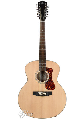 Guild Guild F2512 E jumbo 12 string Maple Natural