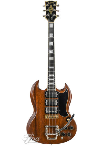 Gibson Gibson SG Custom Walnut 1974