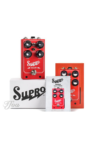 Supro Supro Delay Effect Pedal