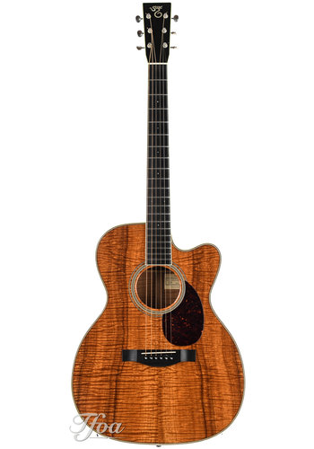 Santa Cruz Santa Cruz OM-C All Hawaiian Koa Custom 1994 Mint