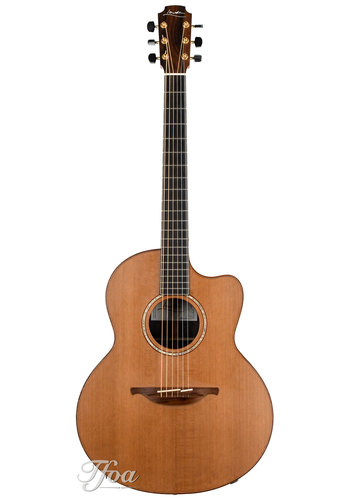 Lowden Lowden Richard Thompson F35RT Ziricote Cedar 2013
