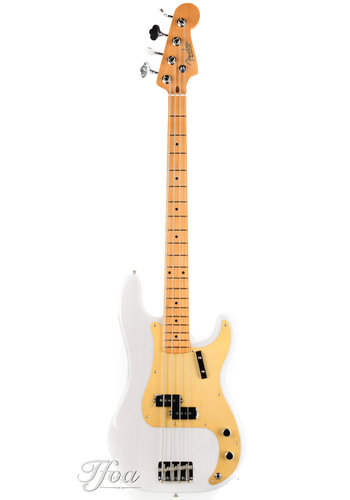 Fender Fender American Original 50s Precision Bass White Blonde