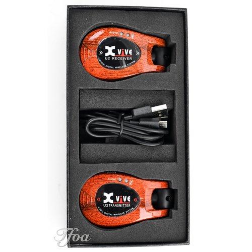 Xvive Xvive U2 Wood Wireless Guitar System