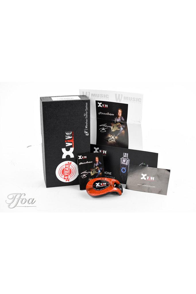 Xvive U2 Wood Wireless Guitar System
