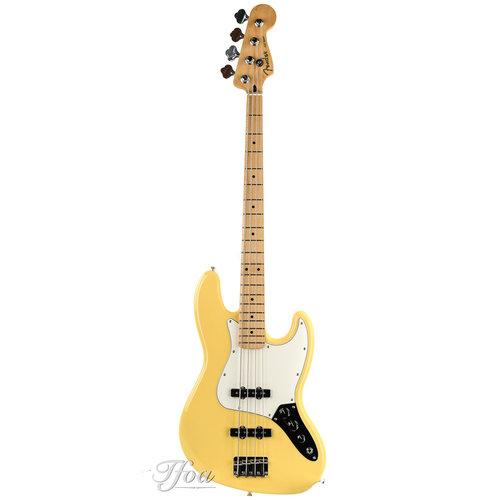 Fender Fender Player Jazz Bass Buttercream Maple Neck