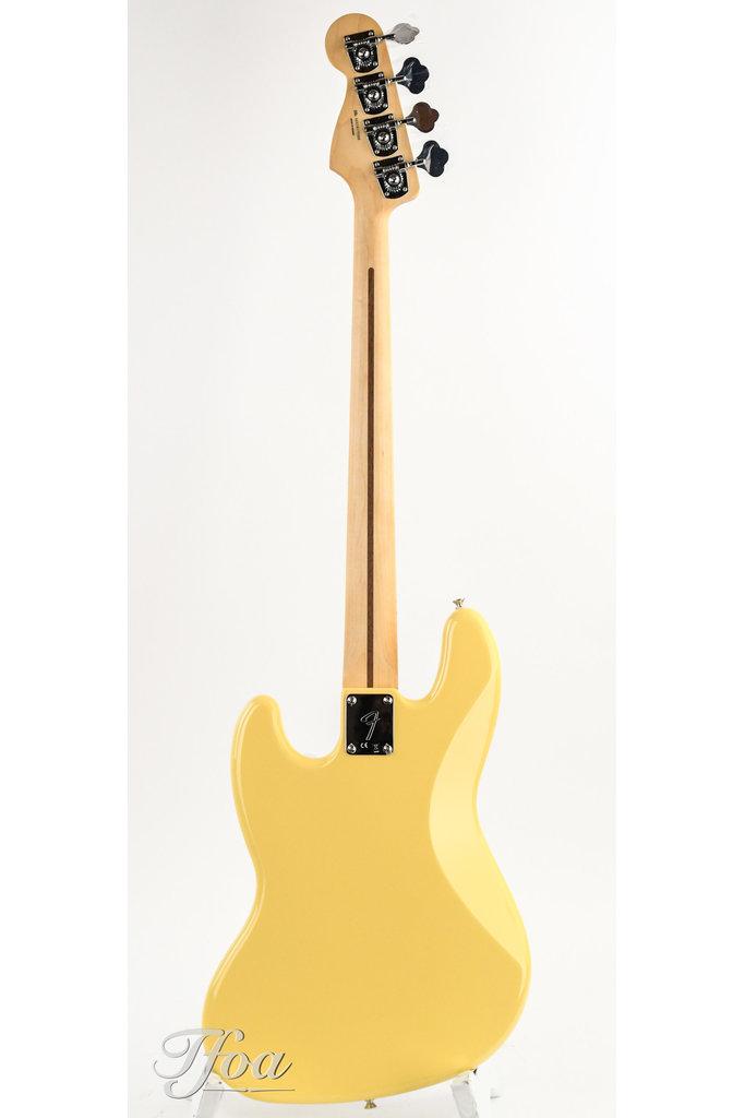 Fender Player Jazz Bass Buttercream Maple Neck