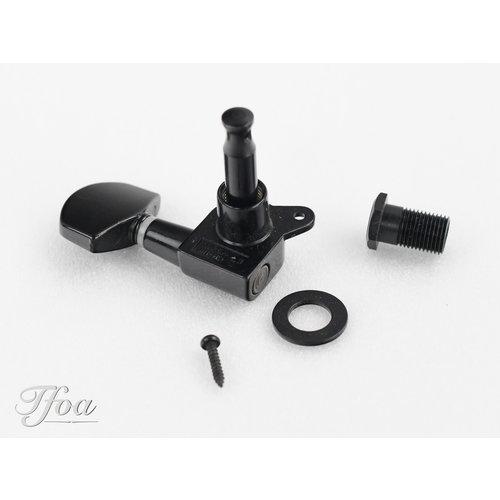 PRS PRS SE 0029T Black Tuner Treble Side Black
