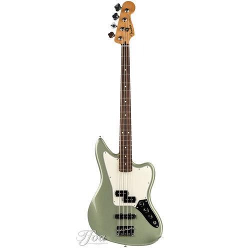 Fender Fender Player Jaguar Bass PF Sage Green Metallic