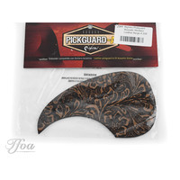 Righton Pickguard Acoustic Western Leather Beige