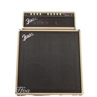 Fender Custom Shop Tone Master Head Blonde + 4x12 Cabinet