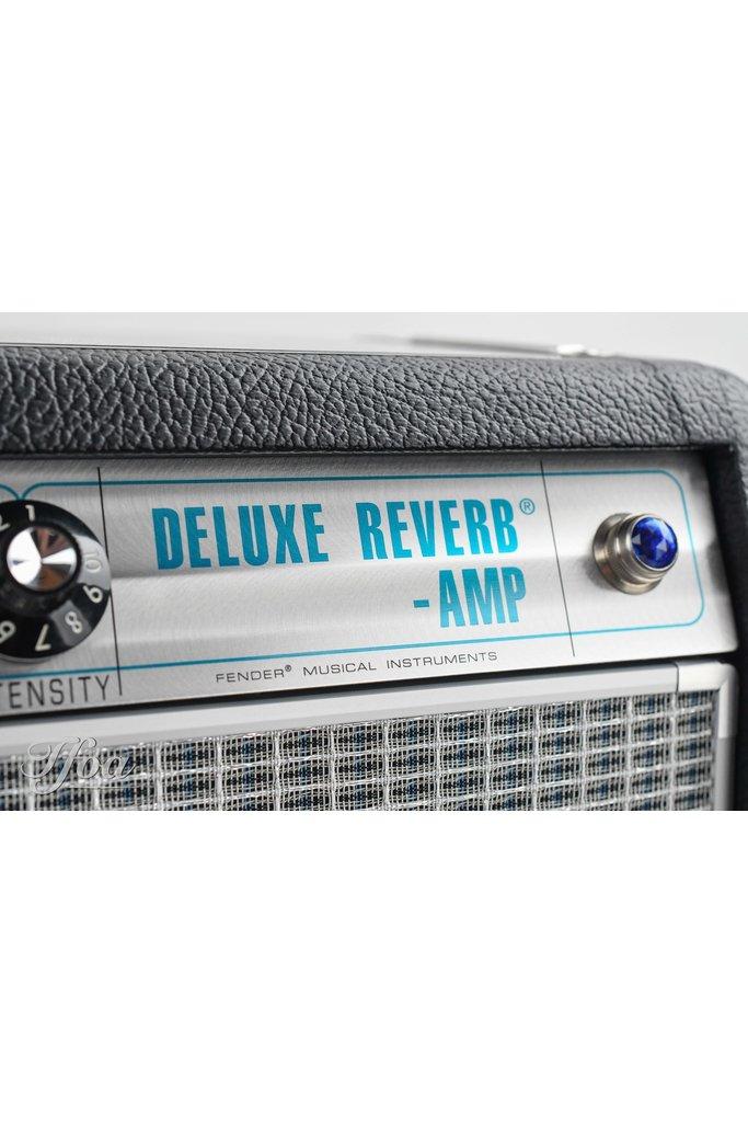 Fender 68 Custom Deluxe Reverb Buizen Versterker