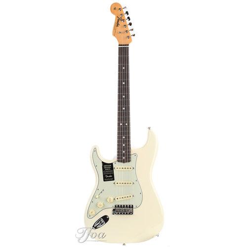 Fender Fender American Original 60s Stratocaster Olympic White Lefty