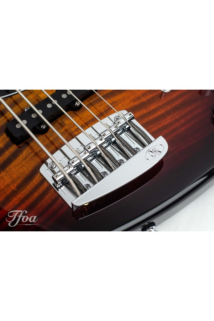 Mayones Jabba 5 Classic Trans Dirty Sunburst