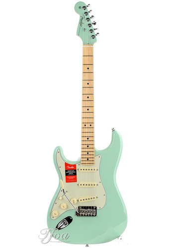 Fender Fender Limited Edition American Pro Stratocaster Seafoam Green Lefty