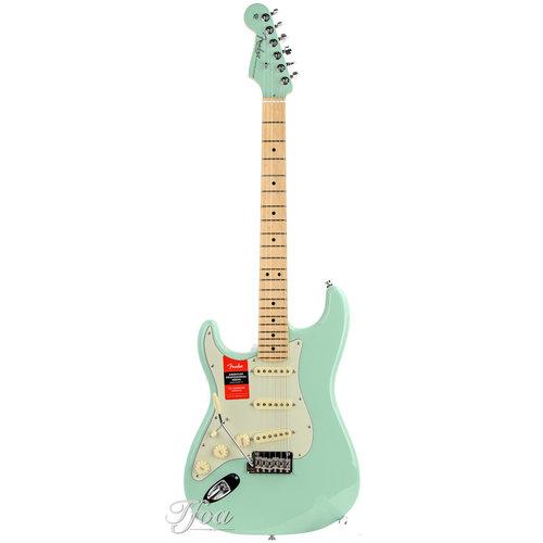 Fender Fender Limited Edition American Pro Stratocaster Seafoam Green Lefty