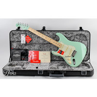 Fender Limited Edition American Pro Stratocaster Seafoam Green Lefty