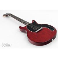 Gibson Les Paul Junior Tribute DC Worn Cherry