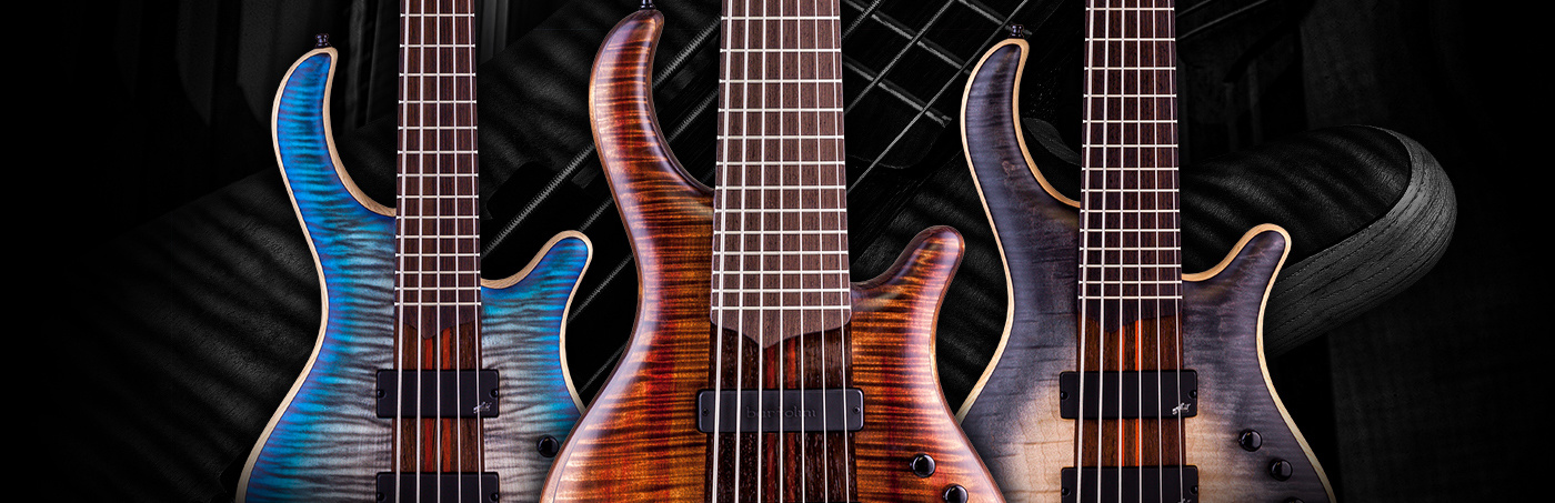 Mayones Basses at TFOA