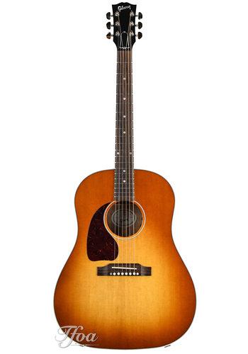 Gibson Gibson J45 Standard Lefty Heritage Cherry Burst 2019