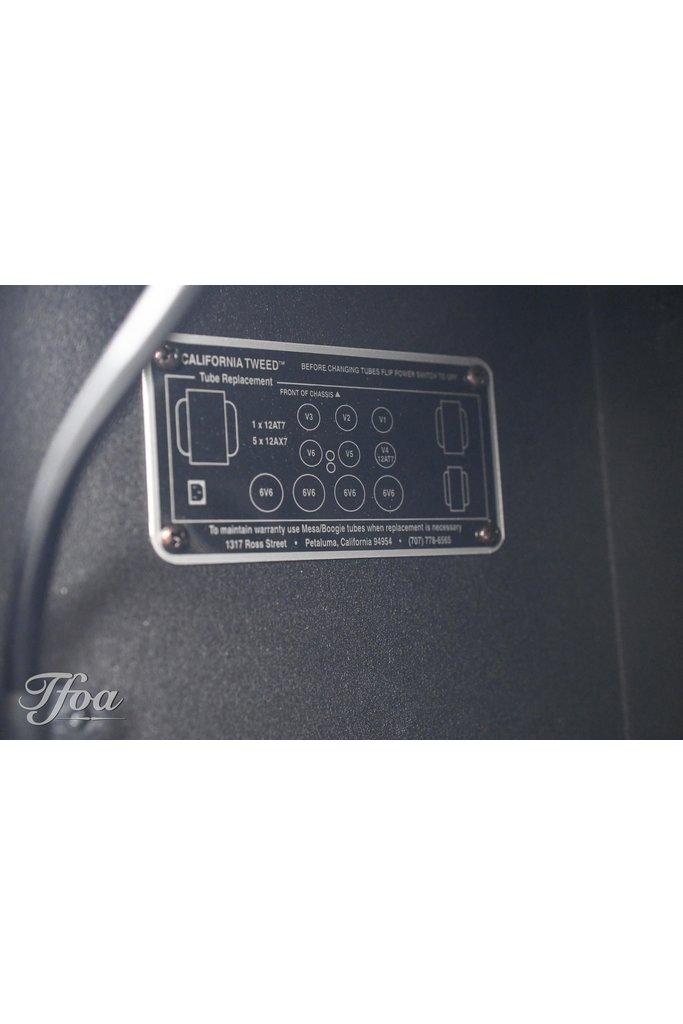 Mesa Boogie California Tweed 6V6 4:40 Combo