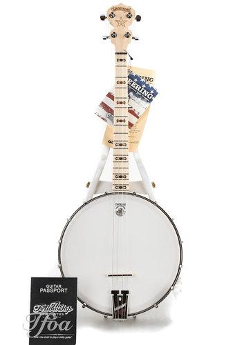 Deering banjo Deering Goodtime 17 fret Tenor Banjo OB