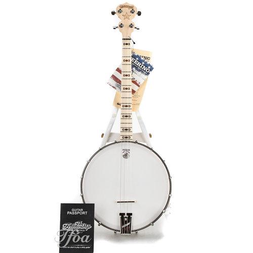 Deering Deering Goodtime 17 fret Tenor Banjo OB
