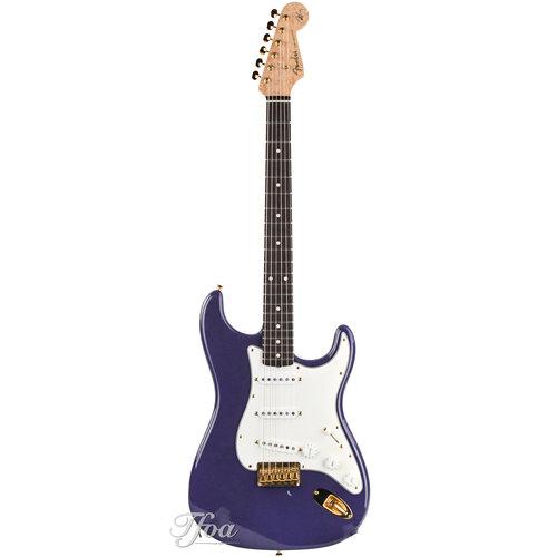 Fender Fender Stratocaster Custom Shop Robert Cray Signature Violet 2010