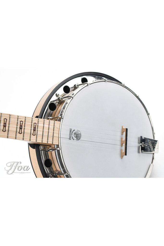 Deering Goodtime Special Banjo w/ resonator