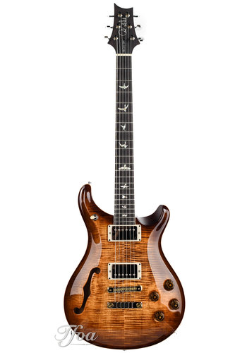 PRS PRS Limited Edition McCarty 594 Semi-Hollow Copperhead Burst