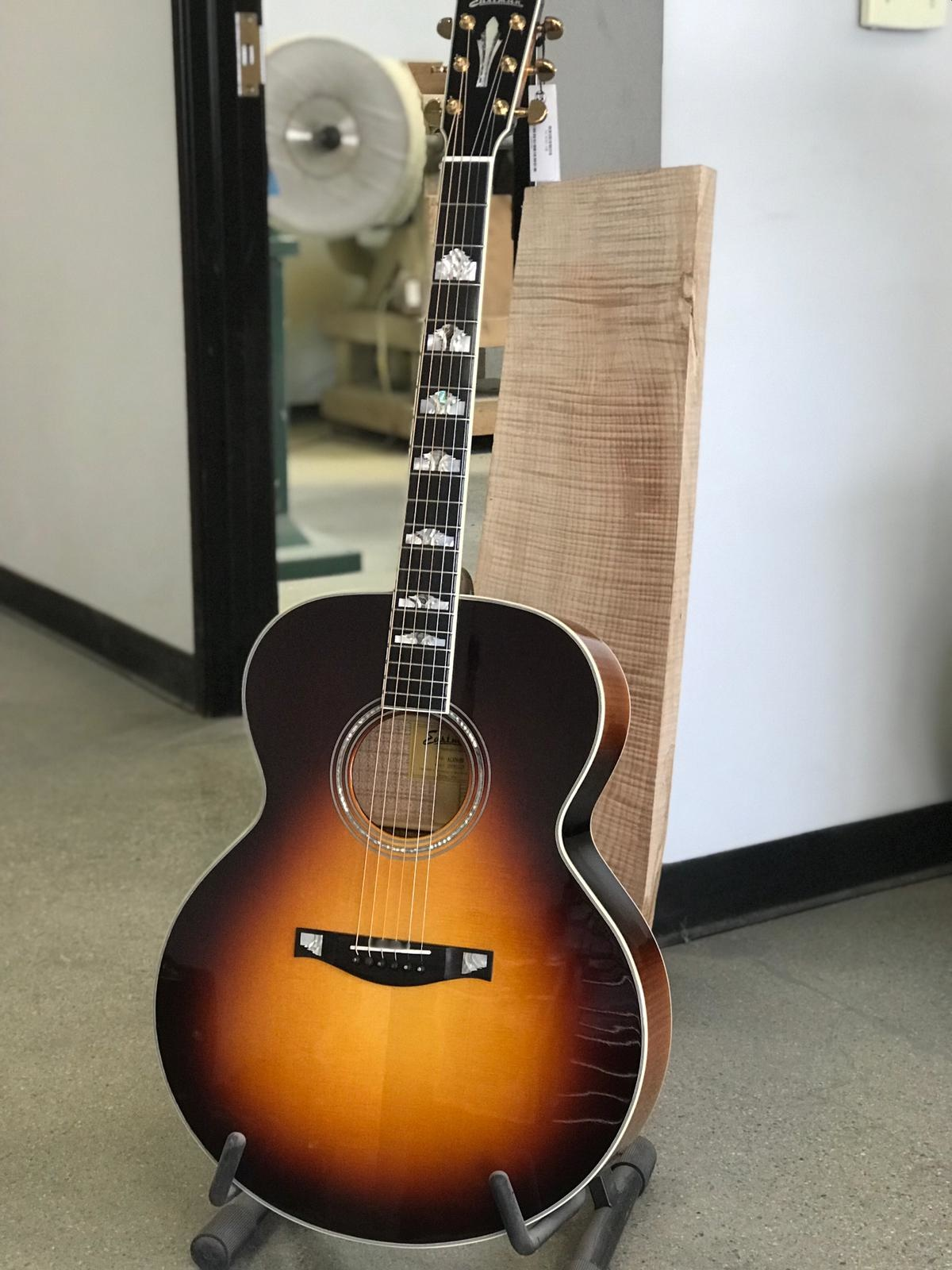 Eastman & TFOA Special Limited Run! AC630 Sunburst