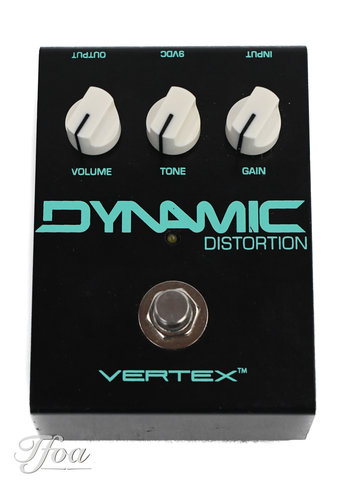 Vertex Vertex Dynamic Distortion Used