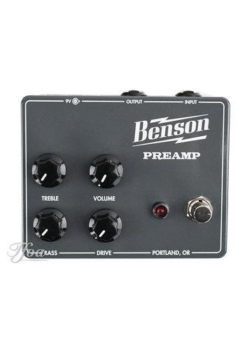 Benson Benson Preamp 1st run