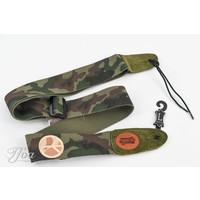 Levys Camouflage Guitar Strap MSSC8PSP CAM
