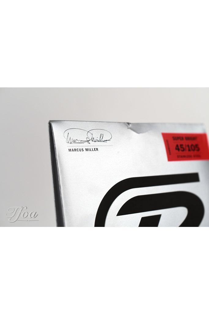 Dunlop Marcus Miller Bass Strings 45-105 4-String