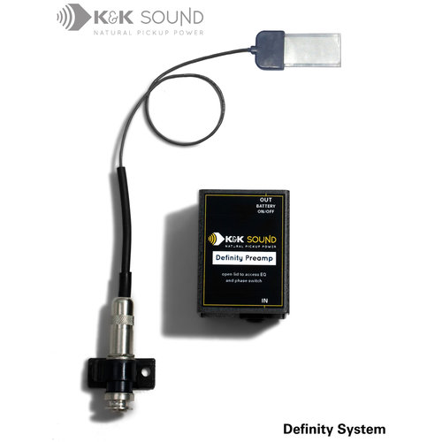 K&K K&K Definity System with Preamp