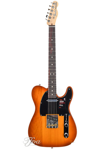 Fender Fender American Performer Telecaster Honey Burst RW