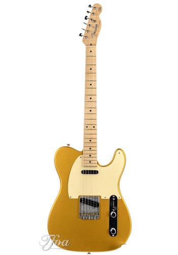 Fender Custom Fender Custom Telecaster Danny Gatton Frost Gold 1994 Near Mint