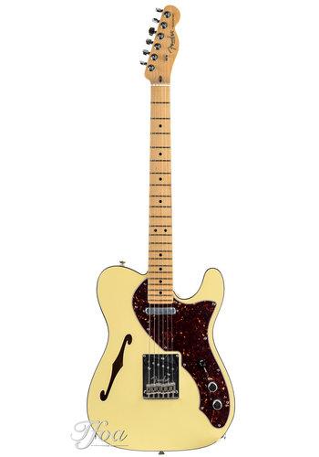 Fender Fender Telebration Modern Thinline Telecaster Olympic White 2011 Mint